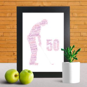 personalized prints for him