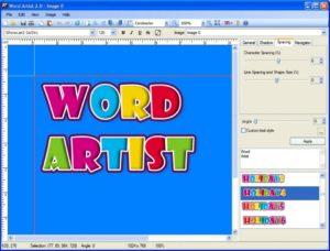 word art online
