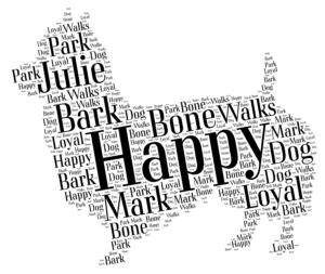 australian terrier word art
