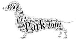 dachshund miniature word art