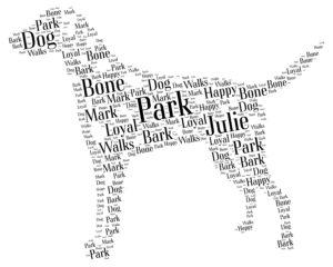 dalmatian word art