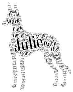 ibizan hound word art