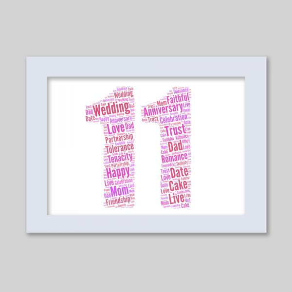 11 of Word Art Prints