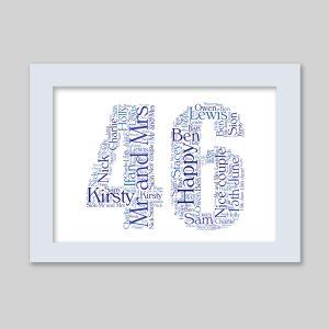 46 of Word Art Prints