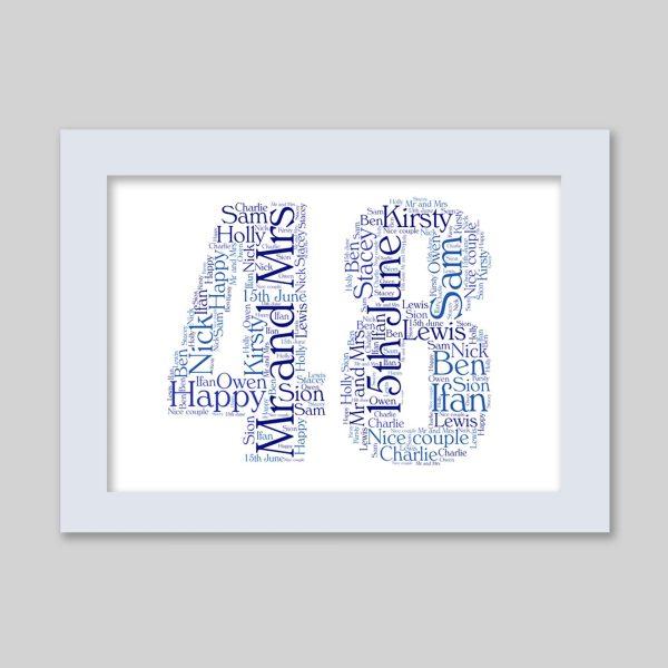 48 of Word Art Prints