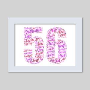 56 of Word Art Prints