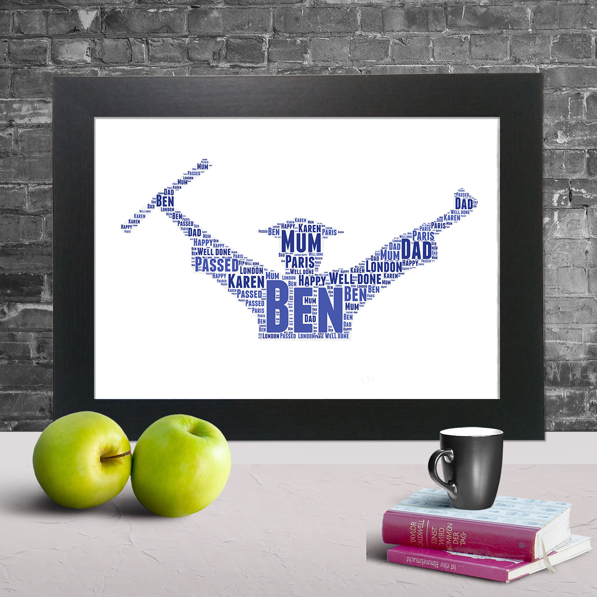 Graduation Photoshop Brushes Word Art Set / Chalkboard ...  |Word Art For Graduation