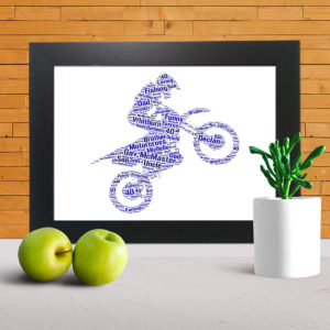 Personalised prints for him