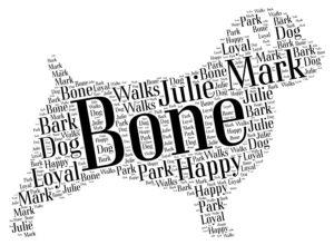 norfolk terrier word art