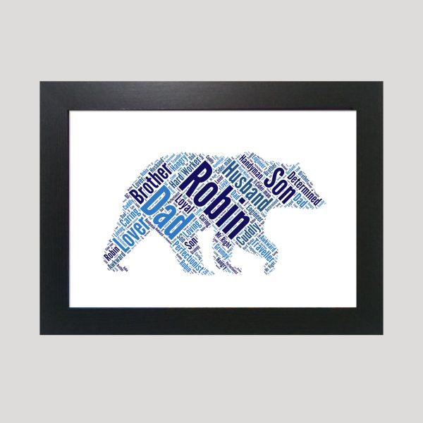 Polar of Word Art Prints