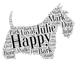 scottish terrier word art