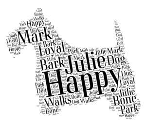 sealyham terrier word art