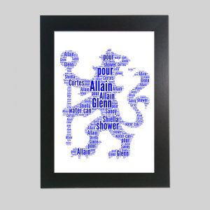 Chelsea of Word Art Prints