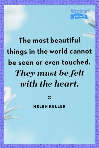 Quotes About The Most Beautiful Things