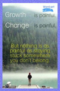 Quotes About Growth and Change
