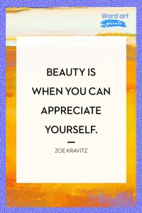 Quotes About Appreciating Yourself