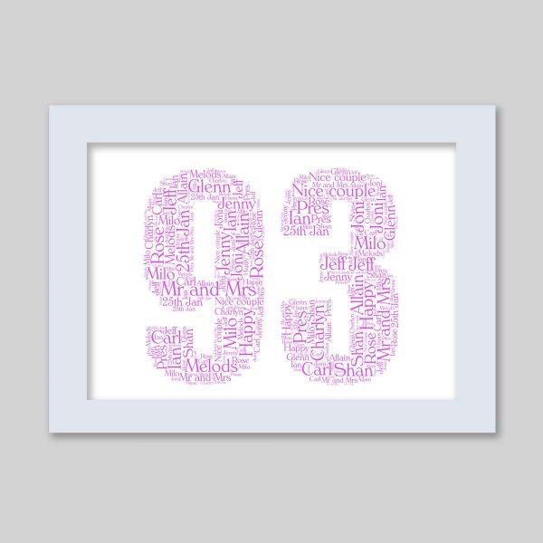 93 of Word Art Prints