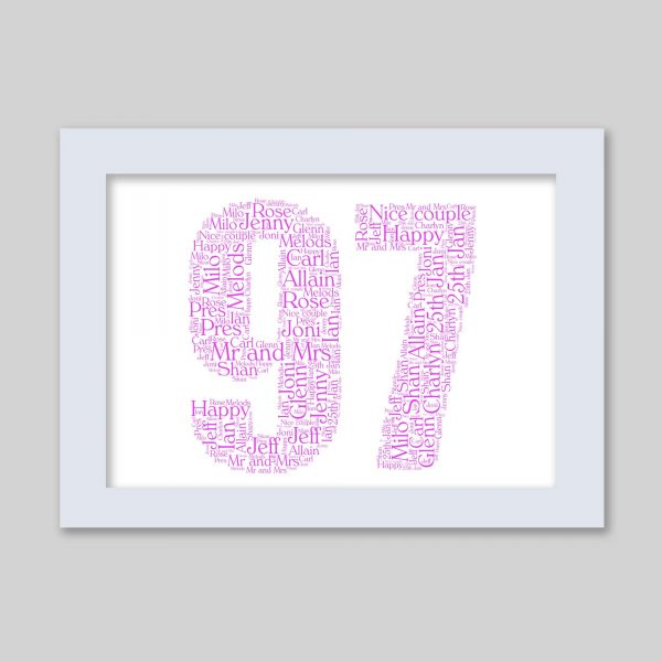 97 of Word Art Prints