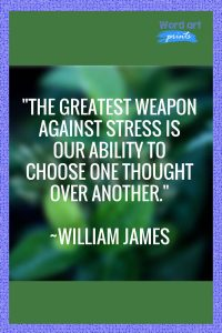 Quotes About Fighting Stress