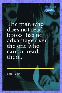 Quotes About Advantage of Reading Book