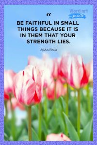 Quotes About Faithfulness