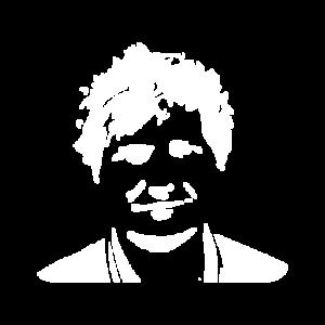 Full Face Drawing of Ed Sheeran