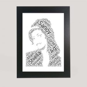 Wine of Word Art Prints