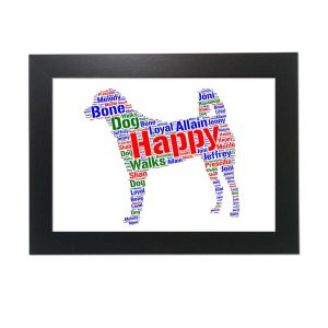 Anatolian Shepherd of Word Art Prints
